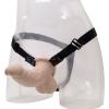 Silikoninis strap-on 18 cm...