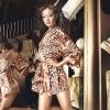 Atlasinis kimono -...